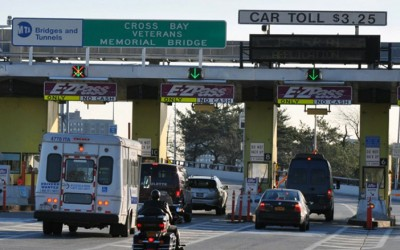 TOSS THE TOLL