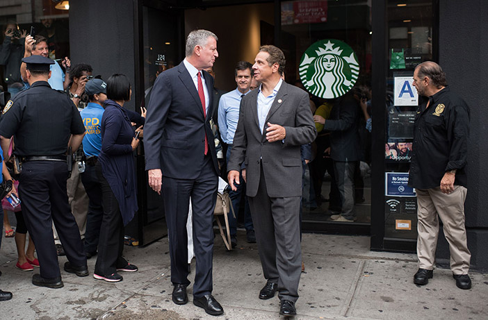De Blasio, Cuomo Increase Award for Info  Leading to Arrest and Conviction for a Hate Crime