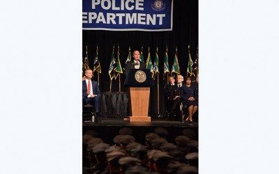 NYPD Reaffirms Policy on Immigration Status