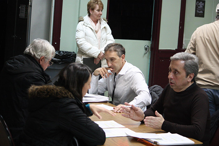 Addabbo Organizes  Property Tax Town Hall in Ridgewood