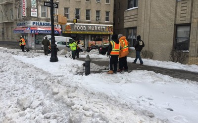 City Spared 'Stella's' Worst  as Late Winter Storm Blasts Upstate NY