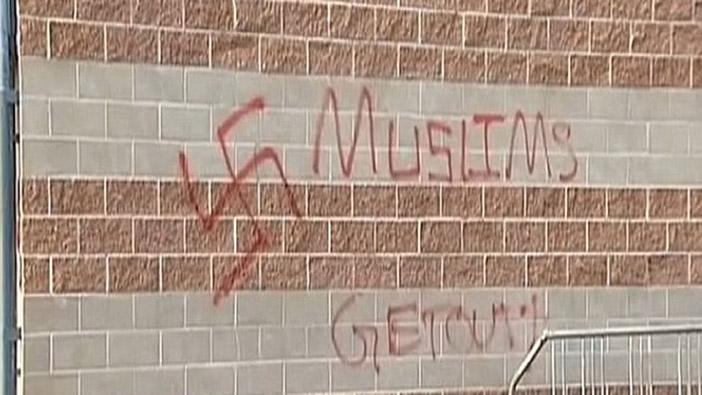 Senate Passes Bills  to Increase Penalties for Hate Vandals