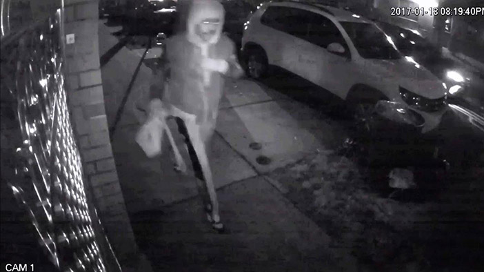 Cops Still Hunting Suspect Responsible  for Series of Violent Muggings
