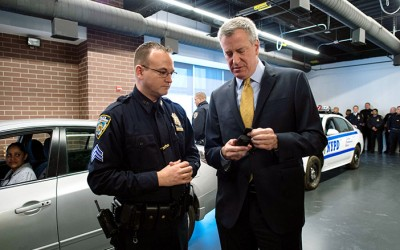 NYPD Releases Proposed  Officer Body-Worn Camera Policy