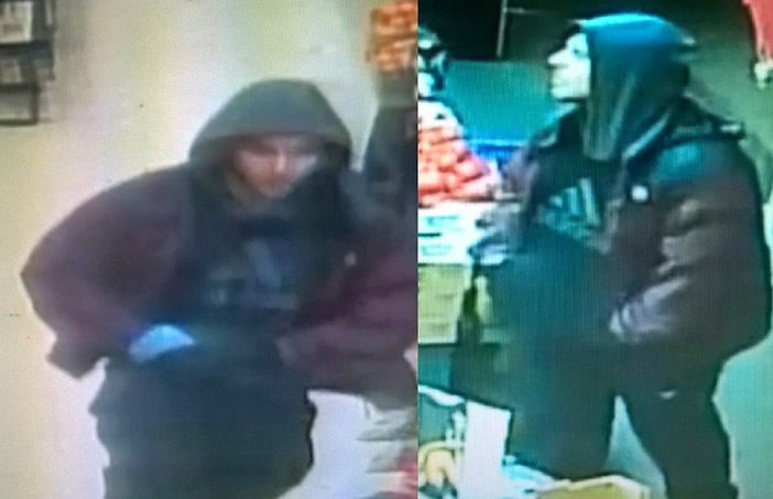 Cops Looking for Crook  who Robbed Forest Hills Grocery Store