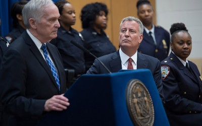 De Blasio Announces Re-Entry Services  for Everyone in City Jails by the End of this Year