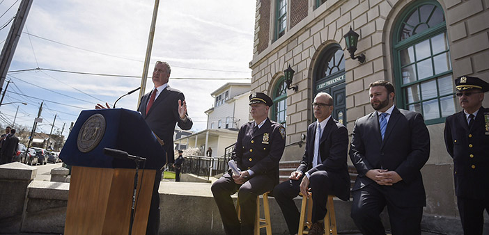 Mayor, NYPD Tout Preliminary Results  of Neighborhood Policing