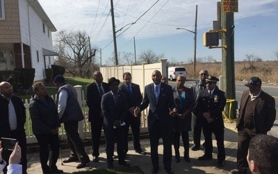 Southeast Queens Civic Leaders, Elected Officials  Hail Passage of Sewer Infrastructure Tracking Bill
