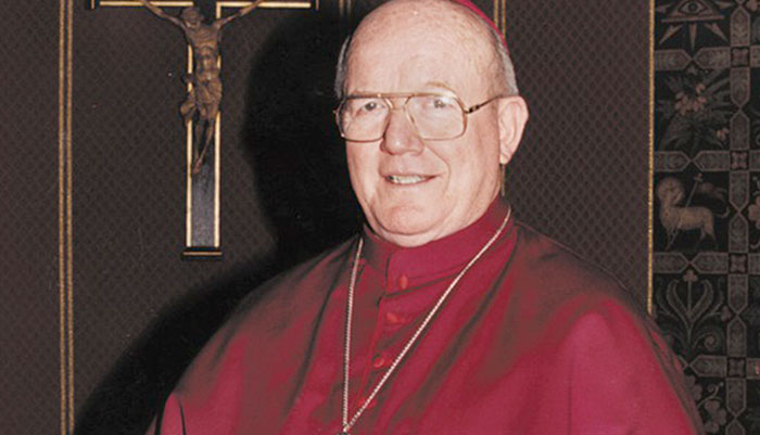 Former Diocese  of Brooklyn Bishop  Thomas Daily Dies at 89