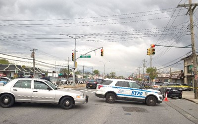 Howard Beach Man in Critical Condition after Being Struck by Car on Cross Bay Boulevard