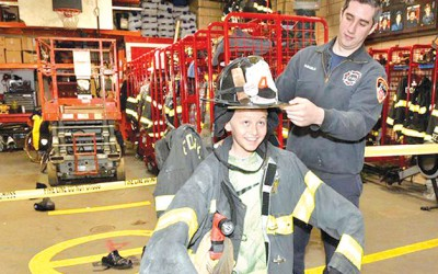 FDNY Marks 152 Years with Annual Open House
