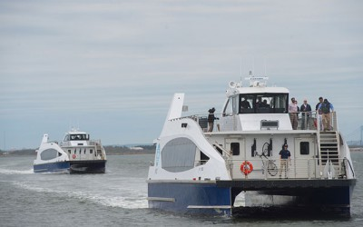 City Launches NYC Ferry in Rockaway