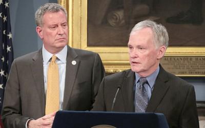 City Correction Commissioner Ponte  Announces his Retirement