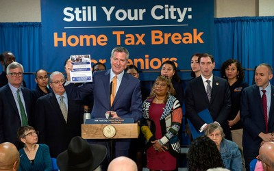 Elected Officials Meet with Seniors,  Disabled Residents in Push to Expand Property Tax Relief