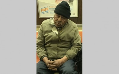 Man Exposes Himself  on Rego Park Train