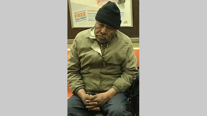 Man Exposes Himself  on Rego Park Train