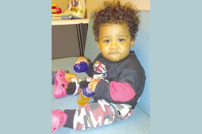 Missing Ozone Park Tot Found Safe and Sound Aunt charged for not surrendering 1-year-old to foster care
