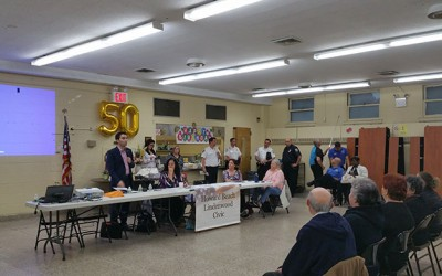 Ulrich Addresses Shore Pkwy. Sanitation Woes  at Civic Meeting