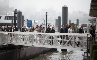 Popularity Forcing NYC Ferry to Hire Charter Boats