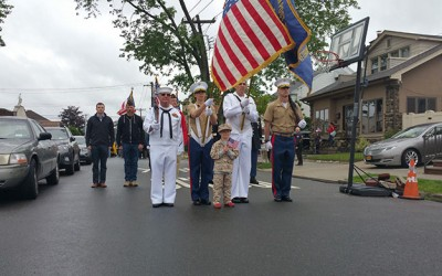 Howard Beach Honors its Fallen Military Service Members with Stirring Memorial Day Ceremony