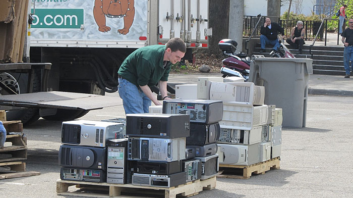 Addabbo Legislation Would Create  Electronic Waste Recycling Task Force