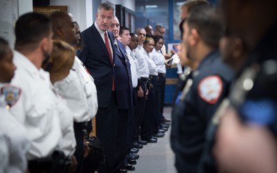 City Releases Plan  to Close Rikers Island
