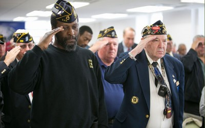 City Council Unanimously  Passes Veterans Property Tax Relief Bill