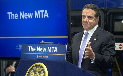 Cuomo Declares State of Emergency  for City Subway System