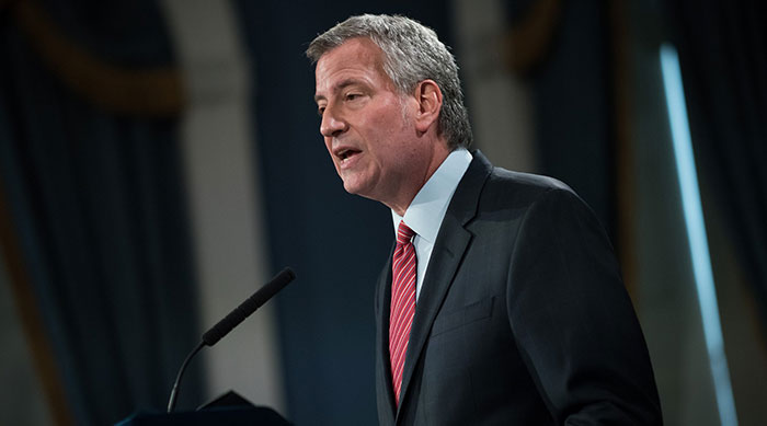 Record Number of Summer Jobs  in Ladders for Leaders Program: de Blasio