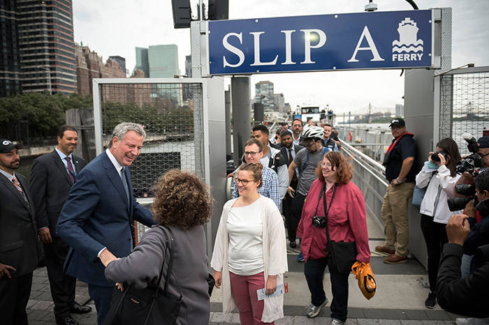 Ferry Good: Riders Praise New Public Transit Option