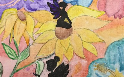 Students from PAL Edward Byrne Center Take First Place in Art Contest