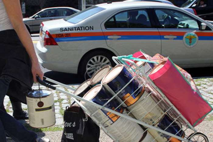 Get Rid of Harmful Household Products Safely  at Sanitation-Organized Events