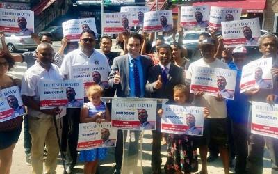 Republican Ulrich Endorses Democrat David  in Council District 28 Race