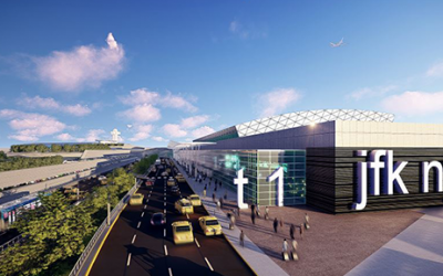 Port Authority Selects Top Aviation Planning Team  to Develop Vision of JFK Airport Redevelopment