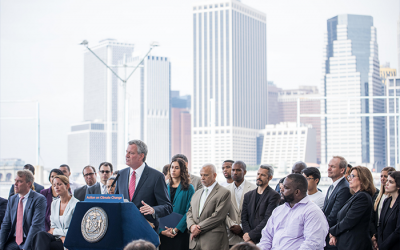 NYC will be First City to Force Building Owners to Dramatically Cut Greenhouse Gas Emissions