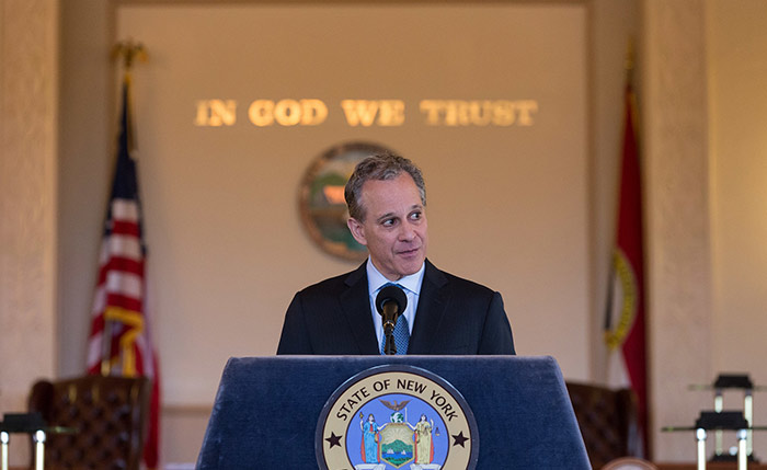 Schneiderman Warns Against Gas Price Gouging  in Wake of Hurricane