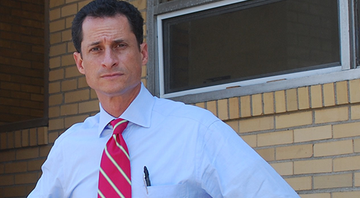 Former Queens Rep. Anthony Weiner Sentenced  to 21 Months in Prison for Sexting with Teen Girl