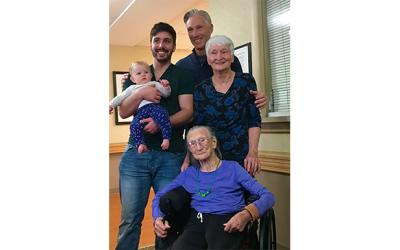 HAPPY BIRTHDAY MARY ANNE! Former Howard Beach resident turns 109