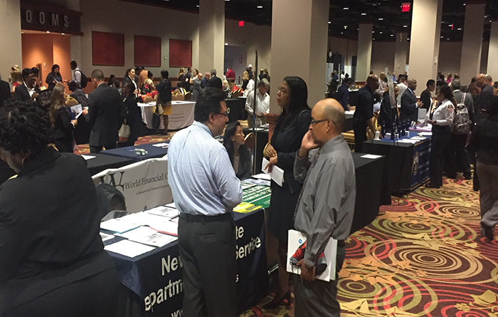 Hundreds of Employment Seekers  Attend Addabbo Job Fair at Resorts World
