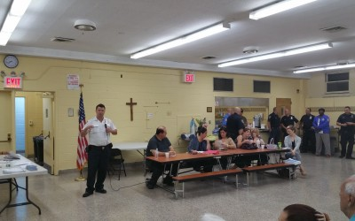 Crime and Response Times Down in the 106th Precinct