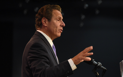 Cuomo Convenes Panel  to 'Fix NYC' Traffic Issues, MTA Funding