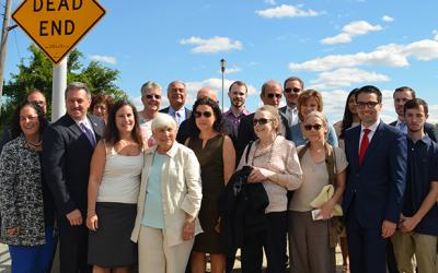 Community Honors Legacy of Joel Miele Sr.  at Howard Beach Bridge Renaming
