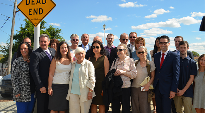 Community Honors Legacy of Joel Miele Sr.  at Howard Beach Bridge Renaming