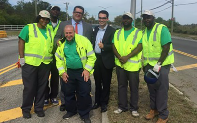 Ulrich Allocates Funds to Beautify Broad Channel