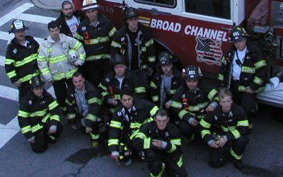 Addabbo Lauds Law that will Provide New Death and Healthcare Benefits for Volunteer Firefighters
