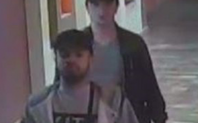 Police Looking for  Casino Theft Duo