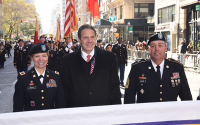 Cuomo Signs Legislative Package that Supports  Empire State Veterans
