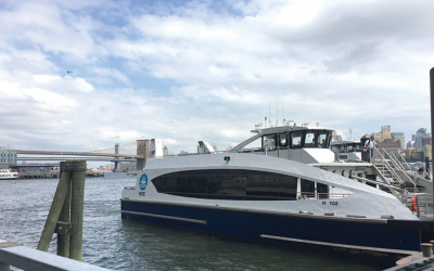 NYC Ferry Releases  Winter Schedules