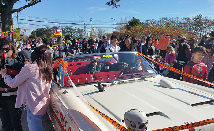 Families Enjoy Ghoulishly Great Time  at Annual Howard Beach Halloween Parade