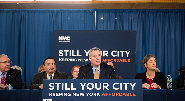 With Housing NY 2.0, City Sets Sights on Building, Preserving 300K Affordable Homes